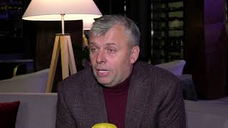 Григорій КОЗЛОВСЬКИЙ: «В нас немає полів, то вони ще й м'ячі хочуть забрати».