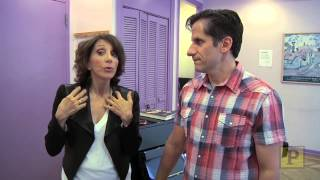 """OBSESSED!: Andrea Martin Shows Off Her """"Lady Parts"""""""