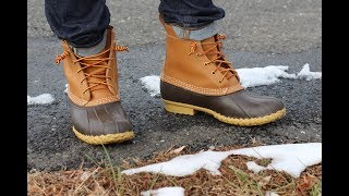 L. L. Bean Boot Review