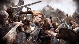 Эпические битвы TES V: Skyrim [Epic Battle] Часть 3
