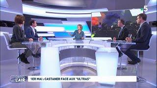"""Reportage ANAS LE COURBAT """"C'est dans l'air"""" 30/04/2019"""