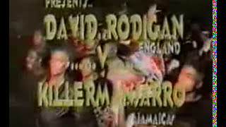 David Rodigan vs Killamanjaro 1997 London pt1