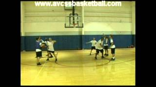 Boxing Out Team Drill for Youth Basketball