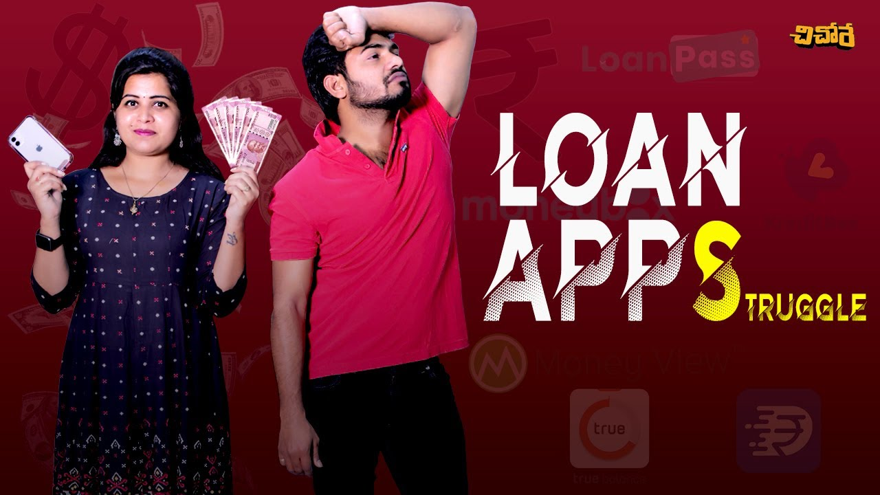 Most Current Loan Apps Battle Short Movie   Most current 2021 Brief movie   Telugu Romance Short Movie thumbnail