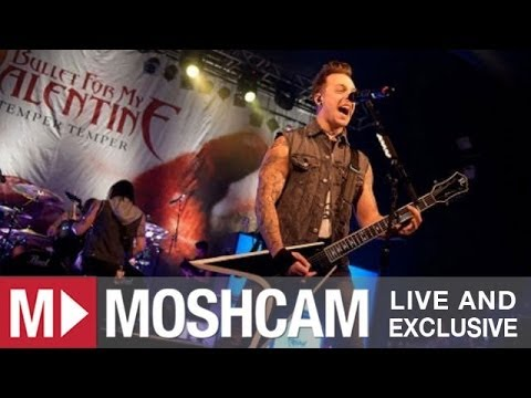 Bullet For My Valentine - Your Betrayal | Live in Birmingham | Moshcam