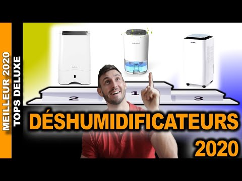 🏆DÉSHUMIDIFICATEURS 2020 🥇 [SEPTEMBRE 2020]