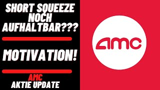 AMC Entertainment Aktie Update - Ist der Short Squeeze noch aufhaltbar? Meine Meinung dazu!
