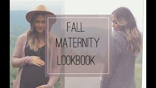 Baby & Me: Fall Maternity Fashion