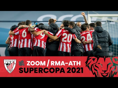 📽️ 𝗭𝗢𝗢𝗠 𝗜 Real Madrid – Athletic Club I Semifinal Supercopa 2021