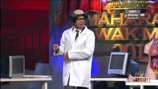 Maharaja Lawak Mega 2013   Minggu 3   Persembahan Nabil
