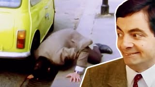 LOST Car Keys | Funny Clips | Mr Bean Official