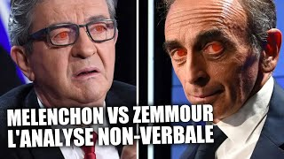 Comment analyser le duel Zemmour VS Mélenchon ?  - Analyse #23