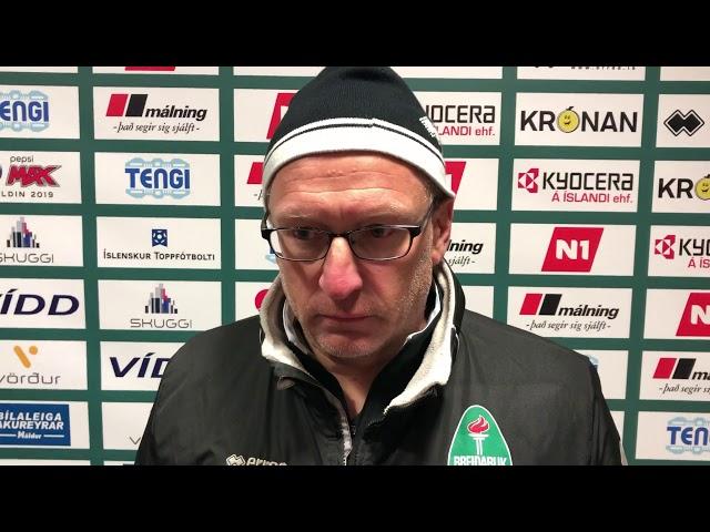 Steini Halldórs: Trúi á Gunnar Magnús vin minn