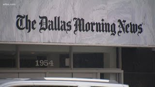 Dallas Morning News Employees React To Sudden Layoffs