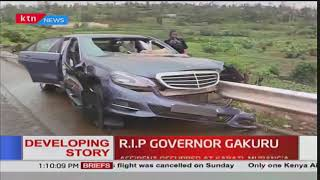 President Uhuru Kenyatta sends message of condolence to late Dr. Gakuru's family