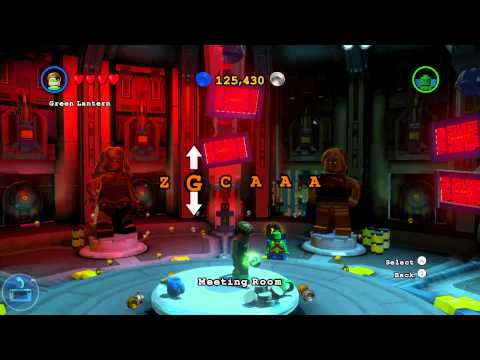 Lego Batman 3 Beyond Gotham Walkthrough Studs X2 Cheat Code By Casualgamerreed Game Video Walkthroughs