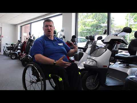 Explaining the Motability scheme for mobility scooters, powerchairs and wheelchairs YouTube video thumbnail
