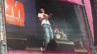 Wireless Festival 2010: Chipmunk Live 'Chip Diddy Chip' 'Beast' 'Tiny Dancer'
