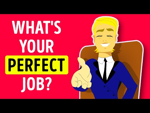 What Job Will Make You Happy?