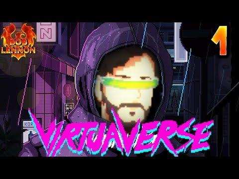 LE FUTUR BOOMERCORE !!! -VirtuaVerse- Ep.1 avec UNE ANNONCE DEDANS