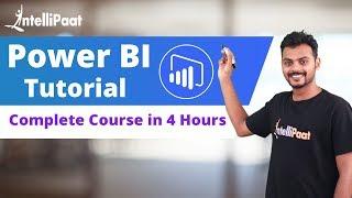 Power BI Tutorial For Beginners | Power BI Training | Intellipaat
