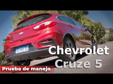 Chevrolet Cruze 5 a Prueba