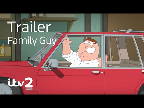 ITV2 Commercial for Family Guy