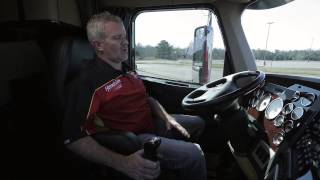 NASCAR Team Truck Driver - Dean Mozingo