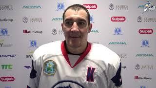 Комментарии игроков после матча «Номад» - «Кулагер» (14.12.2018)
