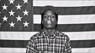 A$AP Rocky - Wild For The Night (Demo)