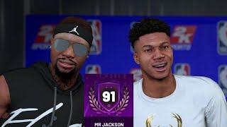NBA 2K19 MYCAREER | CAPTAIN PICKING MY ALL-STAR TEAM | 91 OVERALL EP. 33