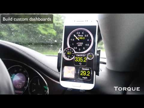 Video of Torque Pro (OBD 2 & Car)