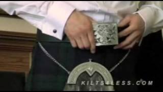 Learn How to Wear A Kilt Belt