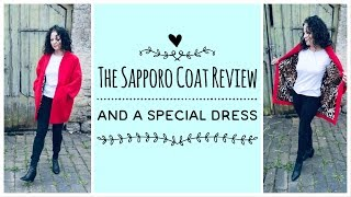 Sapporo Coat Review And A Special Dress Video 48