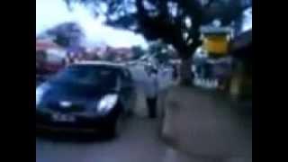 Video Amatir Gempa Bengkulu 2007
