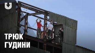 """Белорус повторил легендарный """"побег из смирительной рубашки"""""""