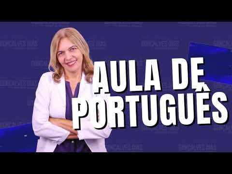 Aula 10 | Aspectos morfossintáticos II - Parte 03 de 03 - Exercícios Resolvidos - Português