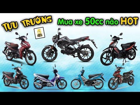 Giá xe máy 50cc tháng 9/2019 SIÊU RẺ ▶️ Mua xe 50cc mùa TỰU TRƯỜNG ? TOP 5 ĐAM MÊ