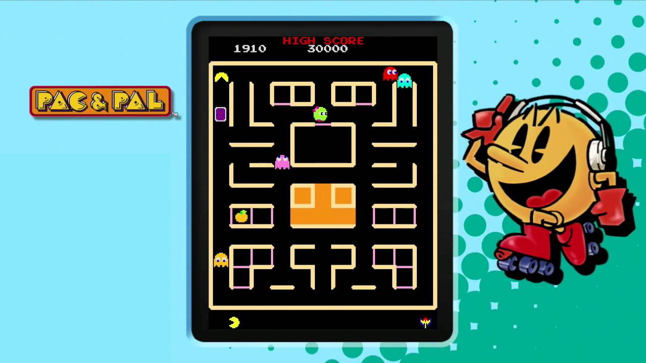 PAC-MAN Museum (Steam Key) video 1