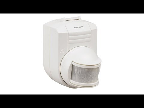 Honeywell Wireless Motion Detector with Wireless E Compatibility (RCA902N1004)