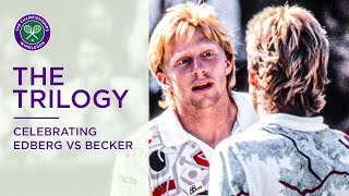 The Trilogy | When Edberg and Becker headlined Wimbledon