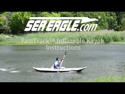 Sea Eagle Fast Track Kayak (385ft & 465ft)