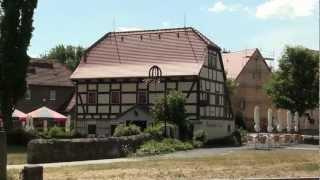 preview picture of video 'Sachsen - Gemeinde Moritzburg (Village Moritzburg)'