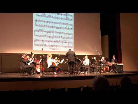 TICKLISH TOM - A Carolina Cakewalk (Peacherine Ragtime Society Orchestra)