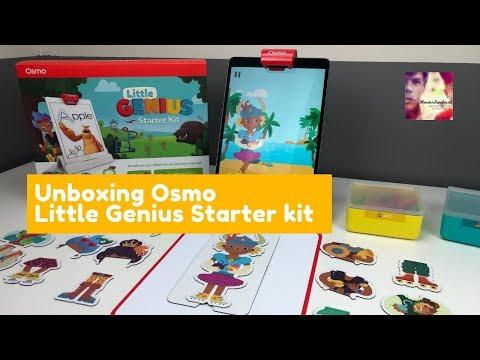Meester Sander Unboxing Osmo Little Genius Starter Kit