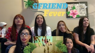 GFRIEND(여자친구) _ Fever(열대야) Reaction [ Edgy Tropical Vibes!]