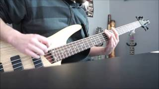Parkway Drive - Dark Days Bass Cover