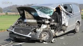 Prometna nesreča v Žerovincih