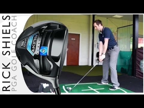 New TaylorMade SLDR (S) Driver