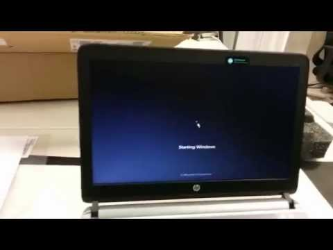 HP 430 ProBook G2 Unboxing